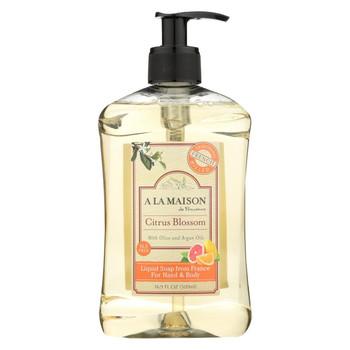 A La Maison Liquid Hand Soap - Citrus Blossom - 16.9 fl oz.