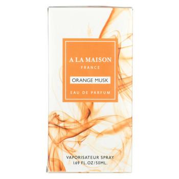 A La Maison - Eau De Parfum - Orange Musk - 1.69 fl oz.