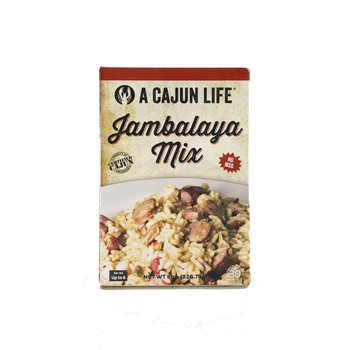 A Cajun Life Mix - Jambalaya - Case of 12 - 8 oz.