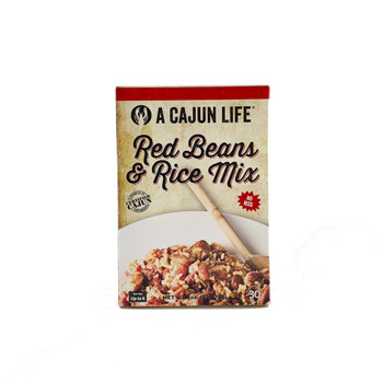 A Cajun Life - Mix - Red Beans and Rice - Case of 12 - 8 oz.