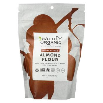 Wildly Organic - Almond Flour - Case of 6 - 12 OZ