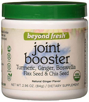 Beyond Fresh - Joint Booster - Natural Ginger Flavor - 2.96 oz.