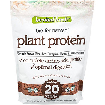Beyond Fresh - Plant Protein - Natural Chocolate Flavor -576 g