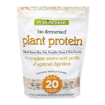Beyond Fresh - Plant Protein - Natural Vanilla Flavor - 549 g