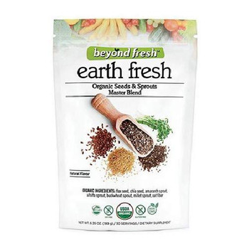 Beyond Fresh - Master Blends - Earth Fresh Natural - 6.35 oz.