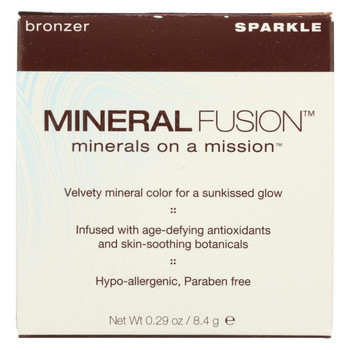 Mineral Fusion Bronzer - Sparkle - 0.29 oz.