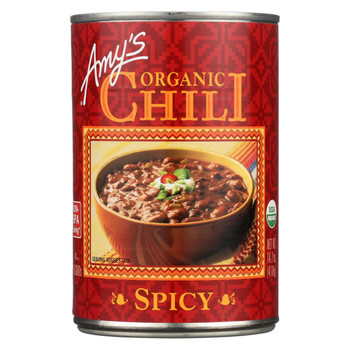 Amy's - Organic Chili - Spicy - 14.7 oz.