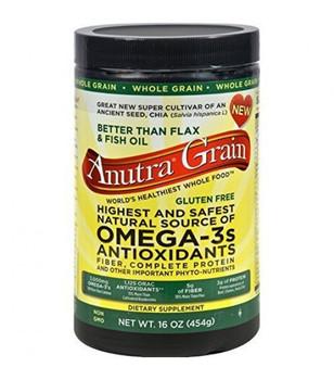 Anutra - Omega-3 Nutritional Sweetener - 8 oz.
