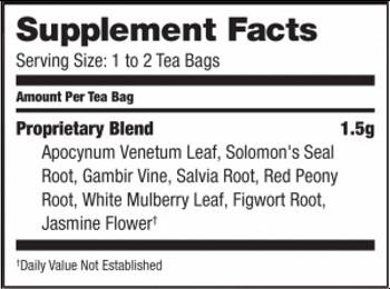 Bravo Teas and Herbs - Tea - Blood Pressure - 20 Bag