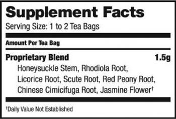 Bravo Teas and Herbs - Tea - Detox Master - 20 Bag