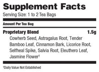 Bravo Teas and Herbs - Tea - Prostate Health - 20 Bag