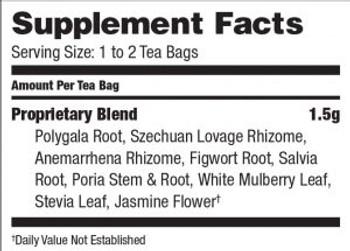 Bravo Teas and Herbs - Tea - Triple Stress Relief - 20 Bag