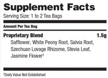 Bravo Teas and Herbs - Tea - Blood Circulation - 20 Bag