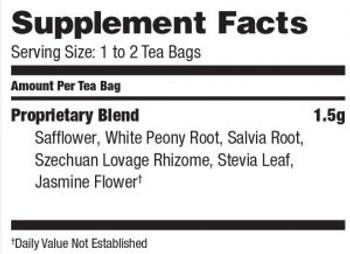 Bravo Teas and Herbs - Tea - Blood Circulation - 20 Bag