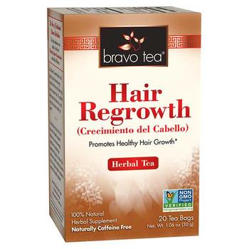 Bravo Teas and Herbs - Tea - Hair Regrowth - 20 Bag