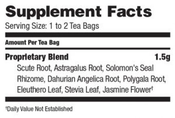 Bravo Teas and Herbs - Tea - Aller-easy - 20 Bag