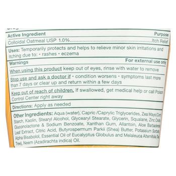 All Terrain - Kids Eczema Cream - 2 fl oz.