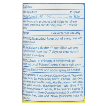 All Terrain - Spray Eczema Relief - 2 fl oz.