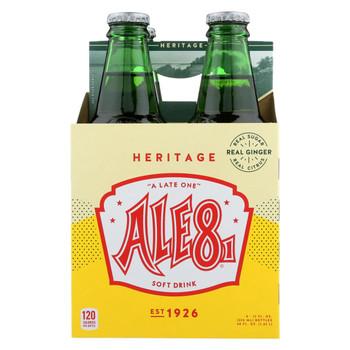 Ale-8-one Btlg - Ginger Ale Heritage - Case of 6-4/12 fl oz.