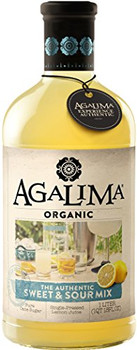 Agalima - Drink Mix - Sweet and Sour - Case of 6 - 1 Liter