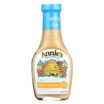 Annie's Naturals - Dresing  Honey Mstrd - Case of 6-8 fl oz.