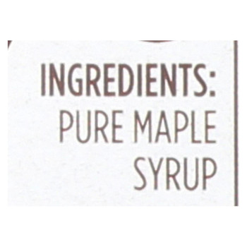 Butternut Mountain Farm - Maple Syrup - Dark Grd A Glass - Case of 12 - 8 fl oz.