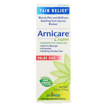 Boiron - Arnicare Pain Relief Cream - 4.2 oz.