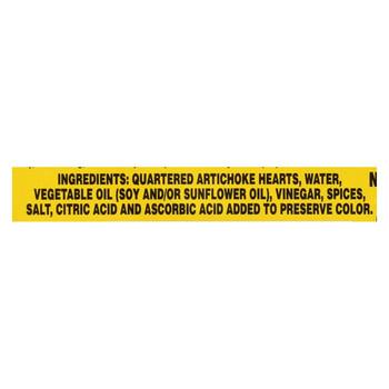 Cento - Marinated Artichokes - Case of 12 - 6 oz.