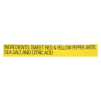 Cento - Red and Yellow Roasted Peppers - Case of 12 - 12 oz.