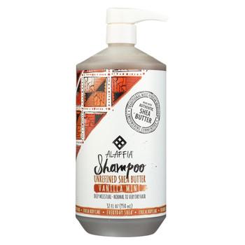 Alaffia - Shampoo - Vanilla Mint - 32 oz.