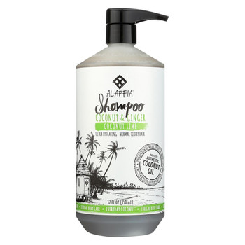 Alaffia - Everyday Shampoo - Coconut Lime - 32 fl oz.