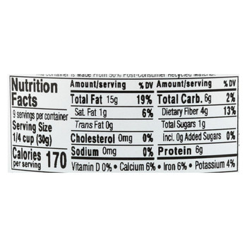 Aurora Natural Products - Organic Raw California Almonds - Case of 12 - 9.5 oz.