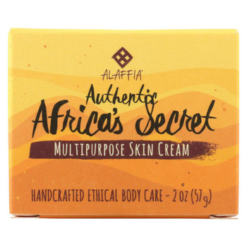Alaffia - Multipurpose Skin Cream - 2 oz.