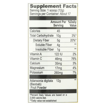 Alaffia - Superfood Powder - Original - 7 oz.