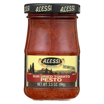 Alessi - Sundried Tomato Pesto - Case of 12 - 3.5 oz.