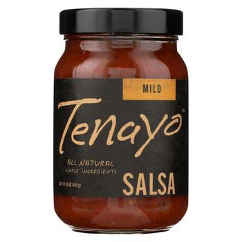Tenayo - Salsa - Mild - Case of 6 - 16 oz.
