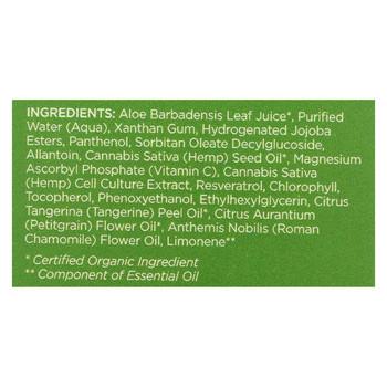 Andalou Naturals - CannaCell X.Foliate Scrub - 1.7 oz.