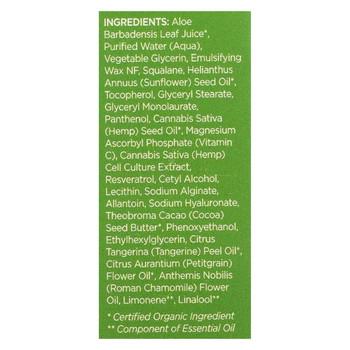 Andalou Naturals - CannaCell Facial Serum - 1 fl oz.