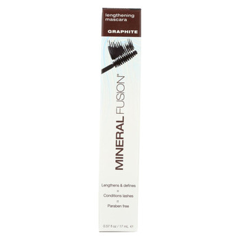 Mineral Fusion - Mascara - Length Graphite - 0.57 oz.