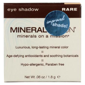 Mineral Fusion - Eye Shadow - Rare - .06 oz.
