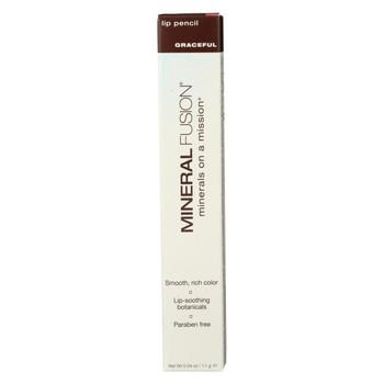 Mineral Fusion - Lip Pencil - Graceful - 0.04 oz.
