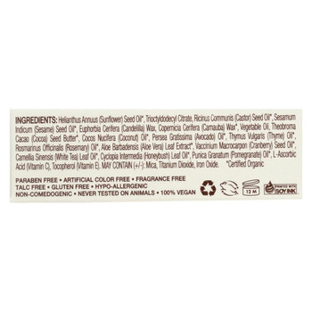 Mineral Fusion - Lip Sheer - Exotic - 0.137 oz.