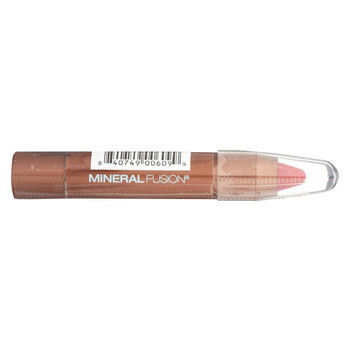 Mineral Fusion - Sheer Moisture Lip Tint - Flicker - 0.1 oz.