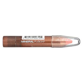 Mineral Fusion - Sheer Moisture Lip Tint - Glisten - 0.1 oz.