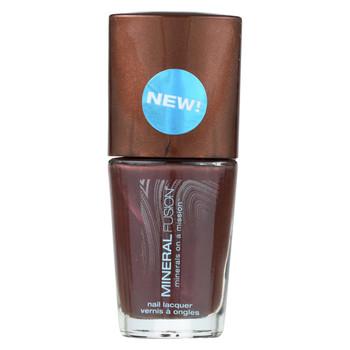 Mineral Fusion - Nail Polish - Redsmth Rose - 0.33 oz.
