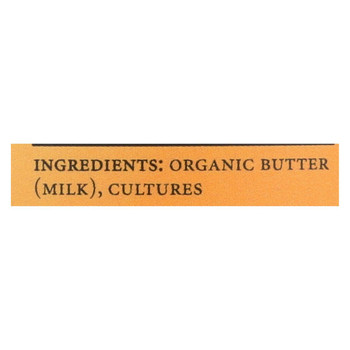Ancient Organics - Organic Artisan Ghee - Case of 6 - 16 fl oz.