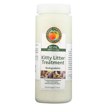 ECOS - Kitty Litter Treatment - Case of 6 - 2 lb.