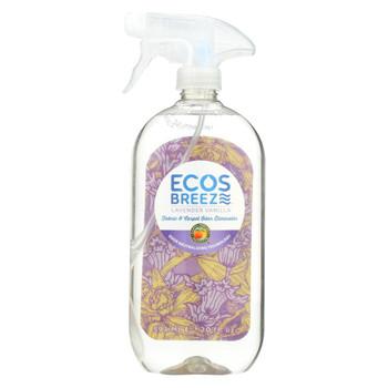 ECOS - Odor Eliminator - Lavender Vanilla - Case of 6 - 20 fl oz.