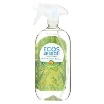 ECOS - Odor Eliminator - Lemongrass - Case of 6 - 20 fl oz.
