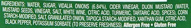 Maple Grove Farms Fat Free Vidalia Onion Dressing - Case of 12 - 8 oz.